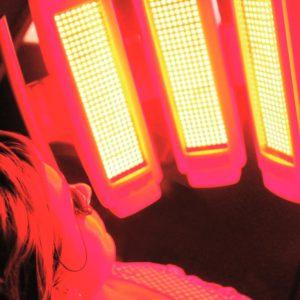 gelaatsverzorgingen met LED
